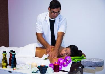 Massage de relaxation  pour femme