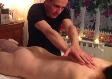 Massage mixte Californien,Suedois de 1H30 sur table pro