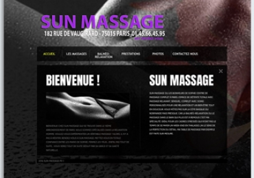 Sun massage paris 15 eme
