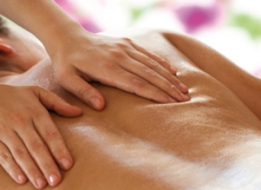 Massage relaxation detente