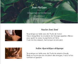 Masseur certifié en massage relaxant