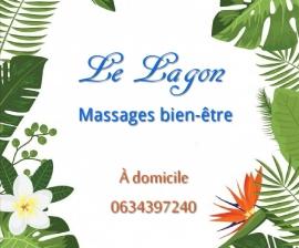 Massage bien-etre à domicile
