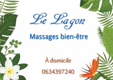 Massage bien-être à domicile