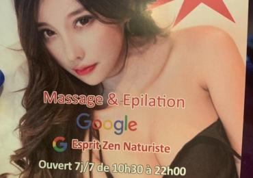 massage naturise
