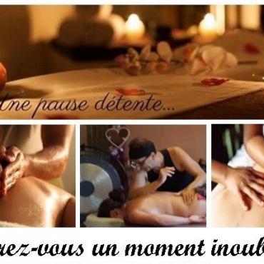 Massage Hawaien à votre domicile